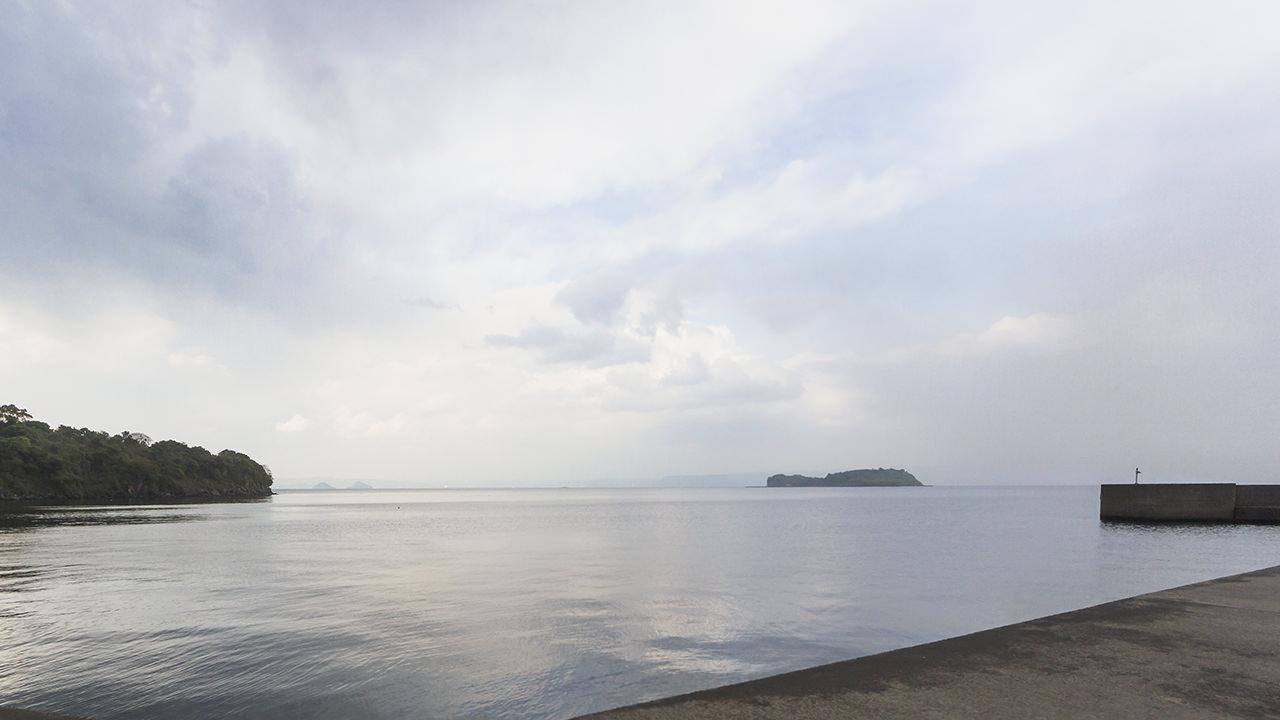 2015年 スバルとテンダーの無人島合宿、初級編は桜島