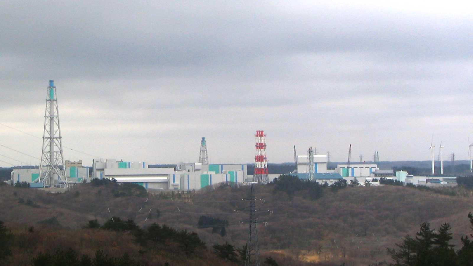 六ヶ所村再処理工場