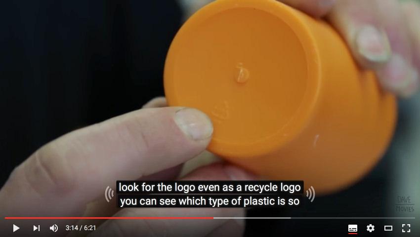【プラスチック再生のプププ】プラスチックの見分け方解説映像
