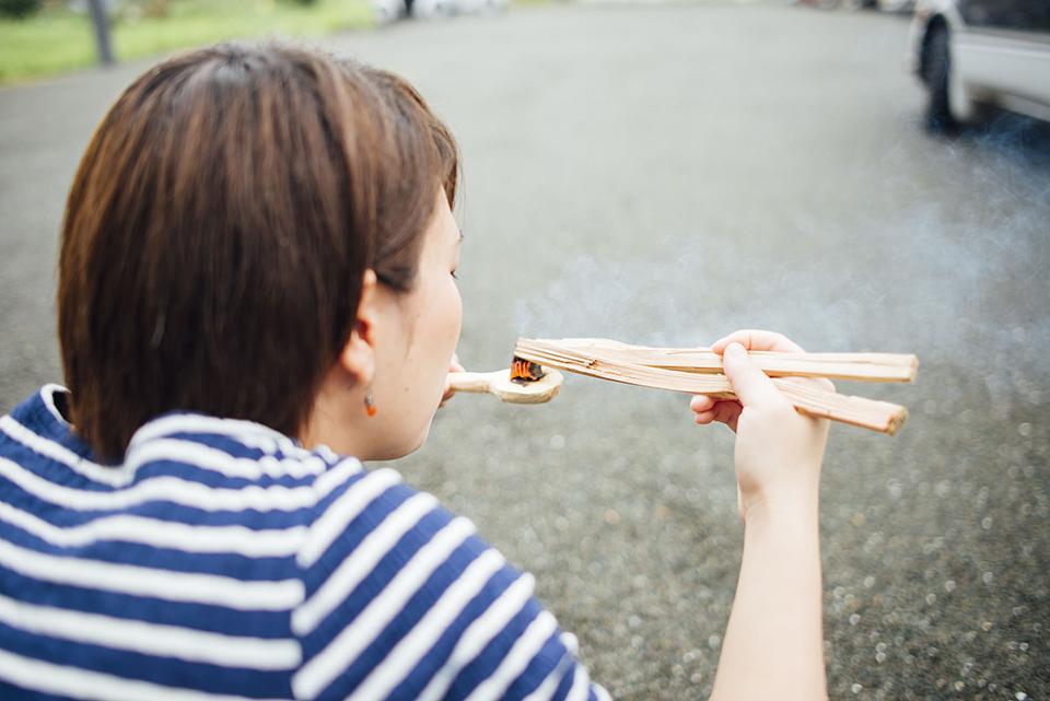満員御礼! 薩摩川内チャコールディギングWSはこんな感じでした!