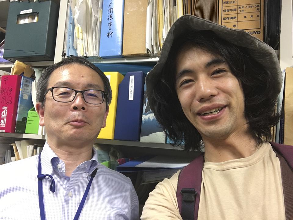 同志社大学・和田喜彦先生