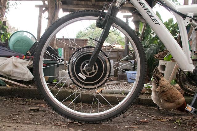 時速60km自転車を作る。