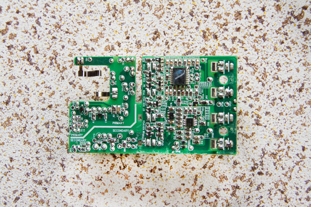 エネループ充電器 NC-TGN01の中身