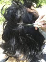毛髪検査で重金属を調べてみる