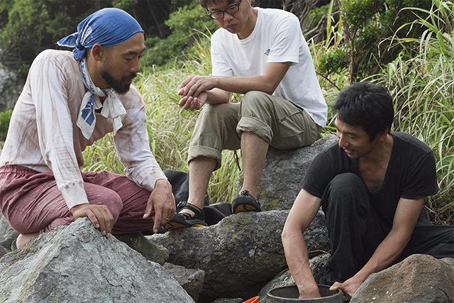 無人島合宿2014-7月
