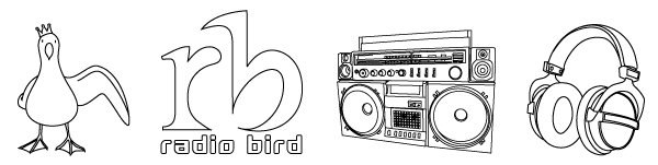 the radio bird