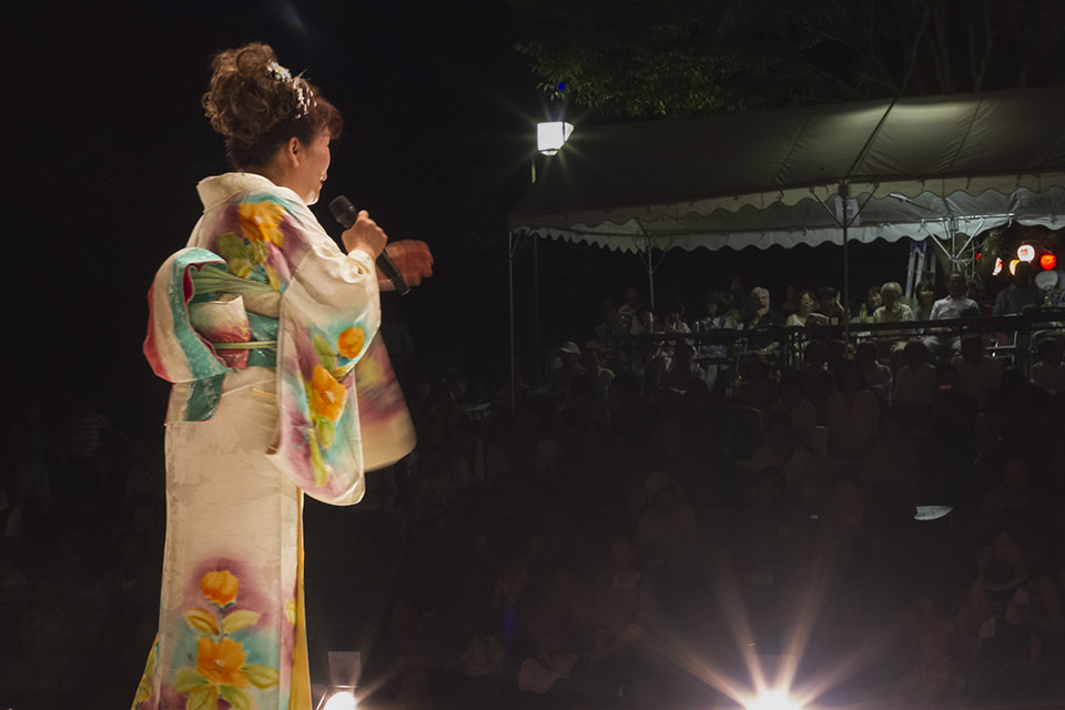 【画像だらけ】地域密着!金峰2000年橋大坂納涼祭!2015