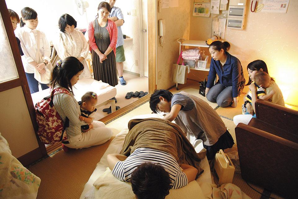 鹿児島中央助産院マザークラス