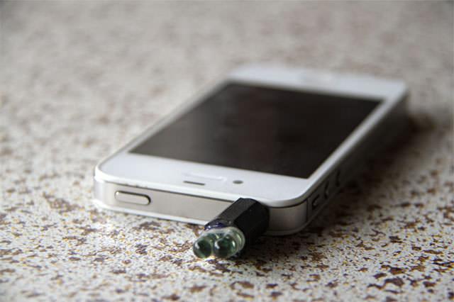 7DをiPhoneで制御する