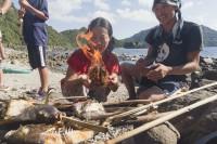 スバルとテンダーの無人島合宿2015、理想的な無人島ライフでした!
